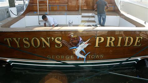 how to reinforce a fiberglass boat transom tyson s pride george town boat transom boats transom