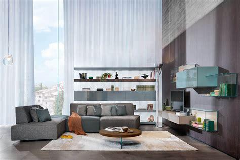 soggiorno con divano divano slide il divano componibile ed originale lago design
