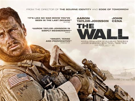 The Wall 2017 Film The Wall Review Den Of Geek