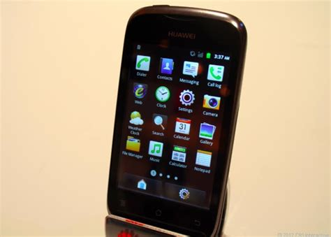 android themes for huawei y200 huawei ascend y200 android handset headed to the us