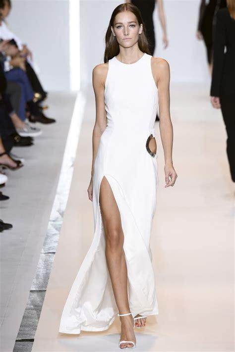 brittany andrews wedding dress les robes blanches de la fashion week printemps 233 t 233 2015