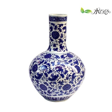 Home Decor Stores Austin by Jingdezhen Ceramic Vase Blue And White Large Floor Vase