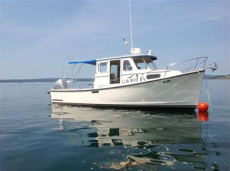rosborough boats pre owned lobster yacht for sale lobster house
