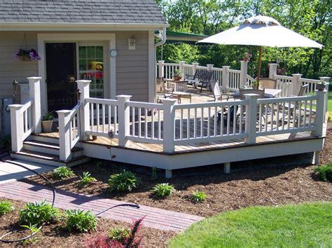 deck   dreams images  pinterest deck