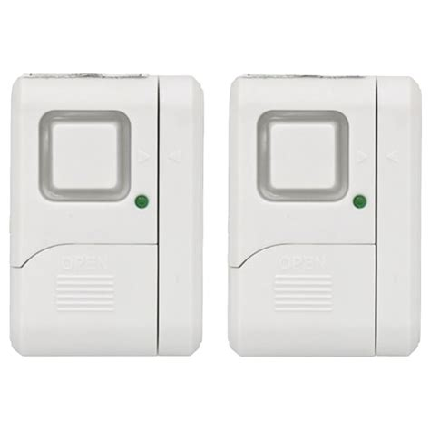 house window alarms ge personal security alarm kit review home security systems reviews peace of house