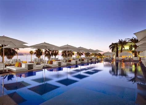 terrasse w barcelona w barcelona hotel luxury at its finest barcelona