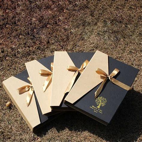 Wedding Album Gift Box by Gift Box Package Diy Photo Album Scrapbook Albums Wedding