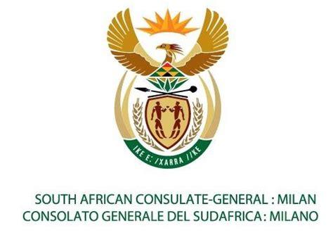consolato sudafrica consolato generale sudafrica home