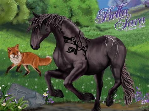 Bellina Syari cavalo para decoupage