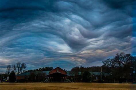 imagenes extrañas de nuves ent 233 rate de que se tratan las famosas nubes mastod 243 nticas