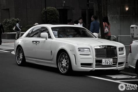rolls royce white inside rolls royce mansory white ghost limited 16 avril 2012