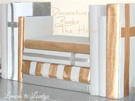 lemons to lovelys 3 easy diy christmas gifts - Inexpensive Decorative Books