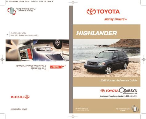 auto manual repair 2003 toyota highlander user handbook service manual auto manual repair 2007 toyota highlander free book repair manuals service