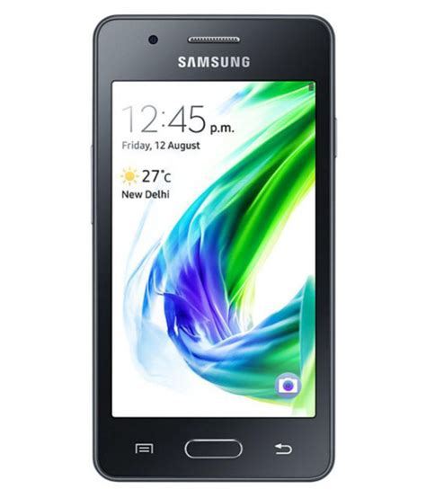samsung z2 black samsung z2 8gb black mobile phones at low prices
