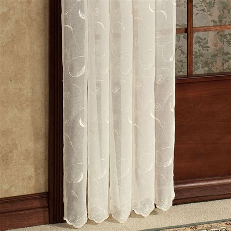 sheer window treatments hathaway semi sheer window treatment