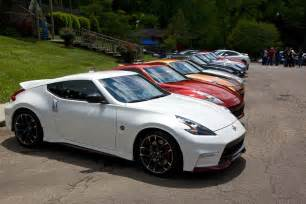 Nissan 2015 Cars Nissan Puts Whiskers On 2015 370z Nismo Completes
