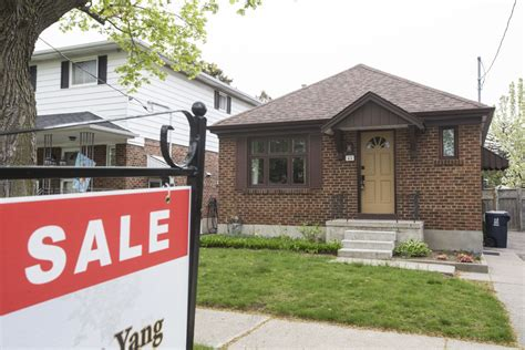 toronto home prices set to drop sales suggests