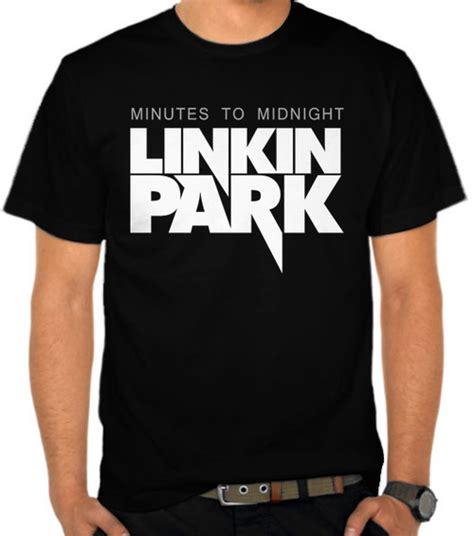 Kaos Linkin Park Lp8 jual kaos minutes to midnight linkin park linkin park satubaju