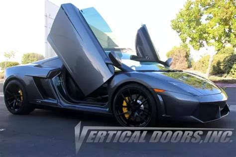 what can get you a lamborghini can you get your lamborghini huracan modded with scissor