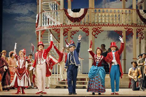 Why Opera And Musical a glorious spectacular show boat at the sf opera house