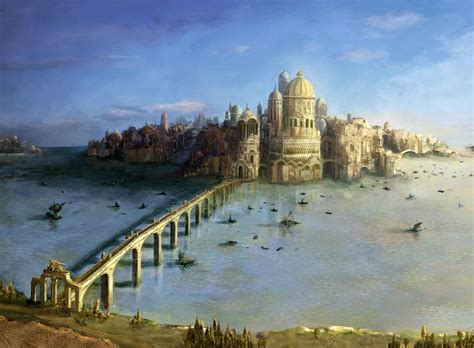 wallpaper abyss fantasy city 376 fantasy city hd wallpapers backgrounds wallpaper