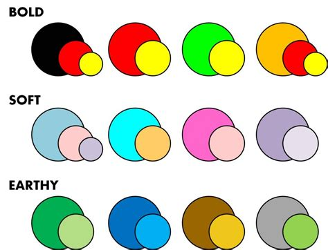 color pairings choosing color combinations shiny happy world