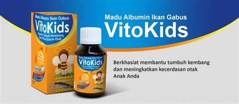 Vitobumin Madu Albumin Anak Nafsu Makan Kecerdasan Sejenis Vitabumin 1 spek harga vitabumin albumin madu anak terbaru cek