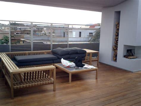 terrazze arredate foto foto terrazza arredata di impresa edile geom gianfranco