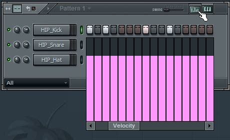 fl studio drum pattern tutorial step sequencing patterns probeat studio