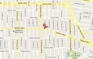 map of beverly california disc sports and spine 13160 mindanao way suite 300