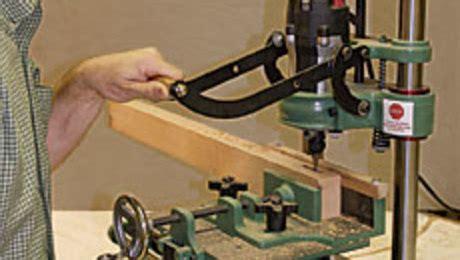 richline   mortise cutting machine finewoodworking