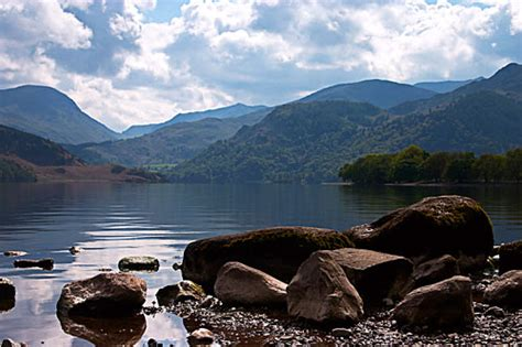 The Place Ullswater Mountain Pictures Mountains In