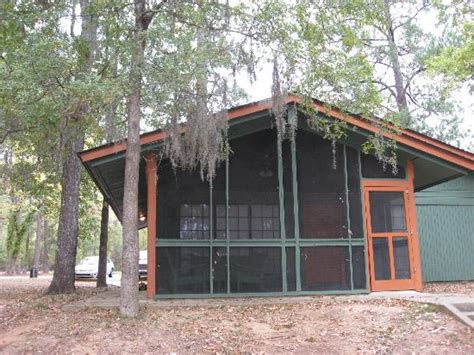 Lake Bistineau Cabins For Rent by Back Of The Cabin Screened Porch Picture Of Lake