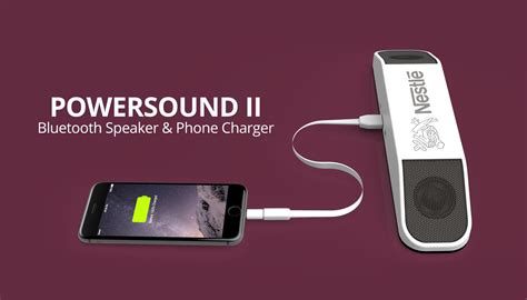 why do iphone chargers so easily powersound ii bluetooth speaker and charger powerstick