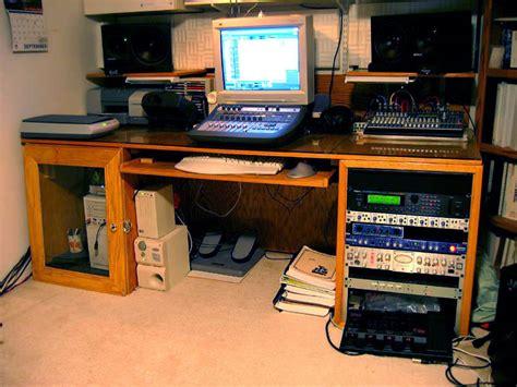 Oc Studio Project Studio Desk