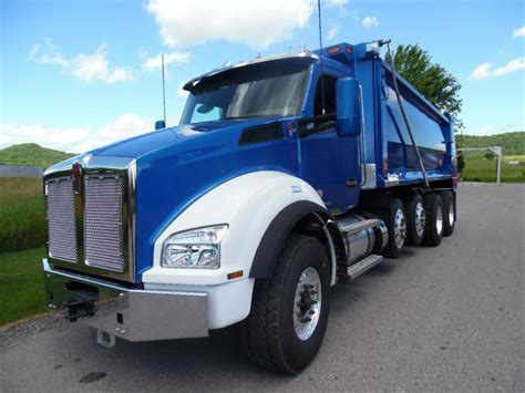 new kw trucks for sale kenworth dump trucks for sale