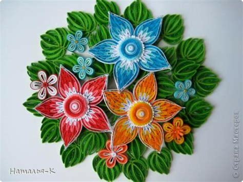 Paper Quilling Flower - the gallery for gt quilling animals