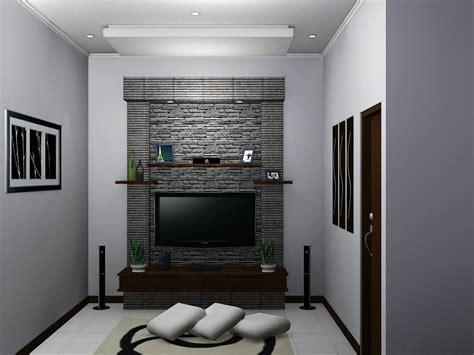 desain ruang keluarga minimalis  desain rumah minimalis