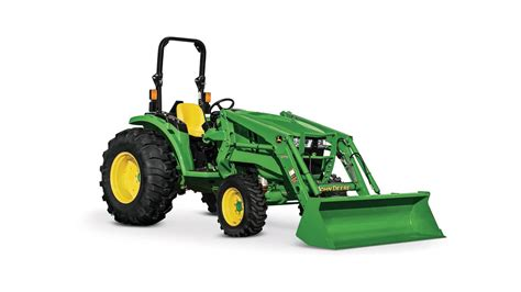compact utility tractor 4066m deere ca