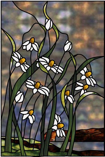 glass design flower evolution 1153 best images about stained glass flowers on pinterest
