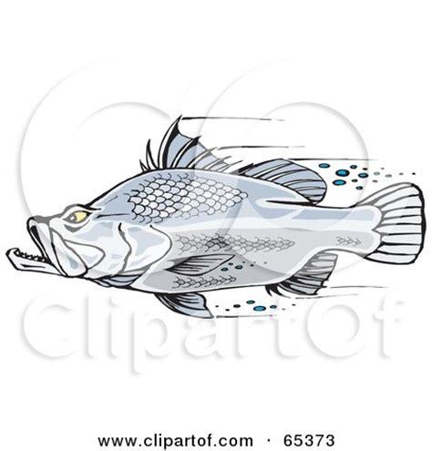 barramundi tattoo designs clipart of a retro coin of a barramundi asian sea bass