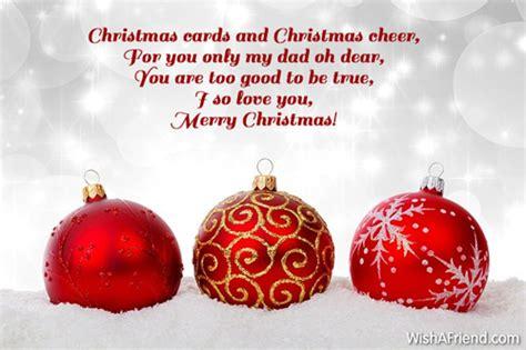 christmas cards  christmas cheer  christmas messages  dad