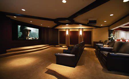basement   home  super wide cinemascope home theater