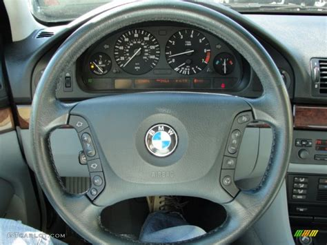 steering wheel removal 2003 bmw 5 series bmw e39 5