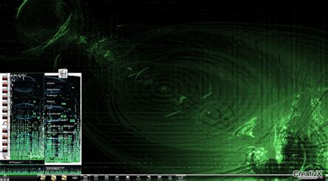 themes for windows 7 matrix matrix theme for windows 7 by allthemes on deviantart