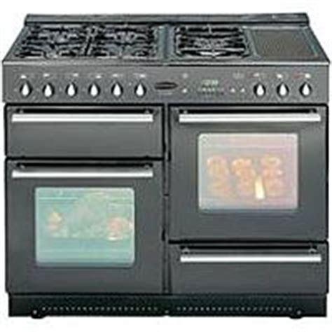 Gunmetal Kitchen Rangemaster Toledo 110 Dual Fuel Gunmetal Grey 163 1 519 00