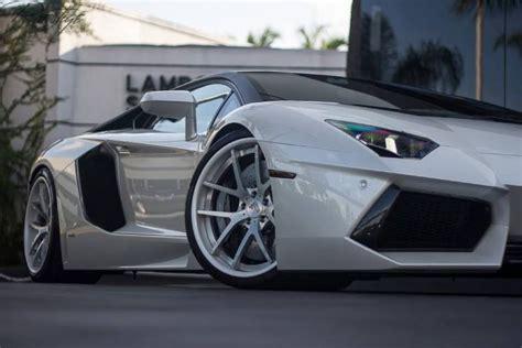 Lamborghini Aventador Custom Wheels Lamborghini Aventador W Custom Rims Cars