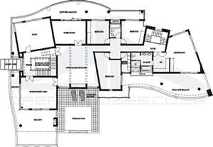Modern Floor Plans Contemporary House Plans