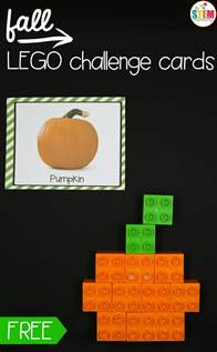fall lego challenge cards the stem laboratory