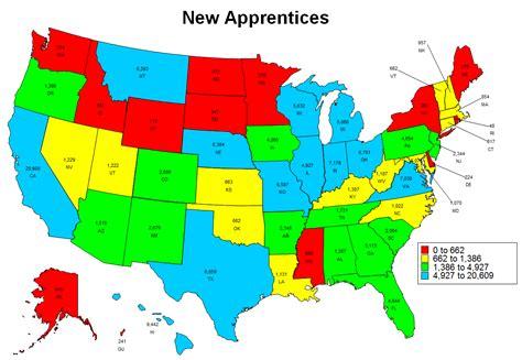 us map journeyman program usmap employment administration eta us